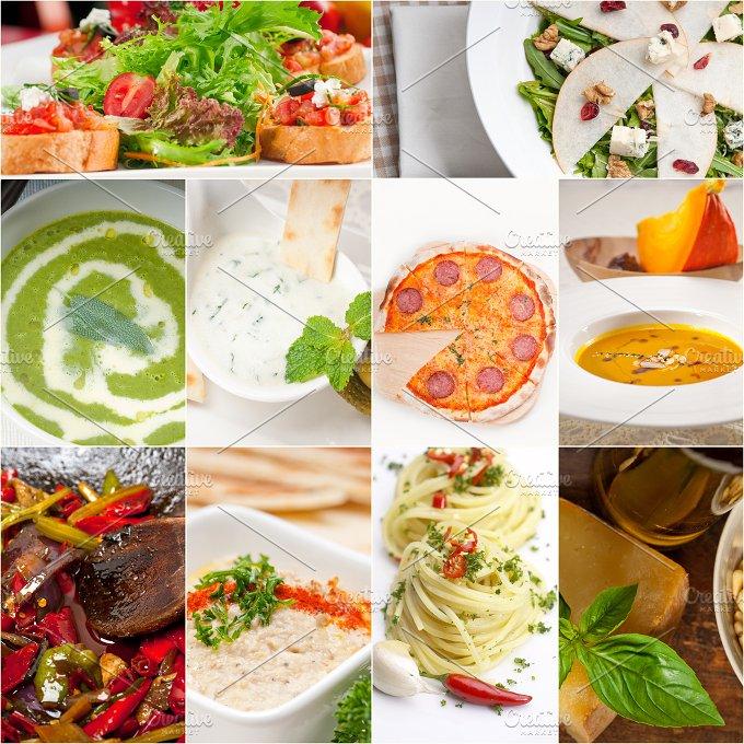 tasty and healthy food collage 8.jpg - Food & Drink
