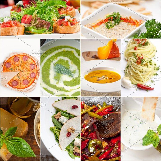 tasty and healthy food collage 9.jpg - Food & Drink