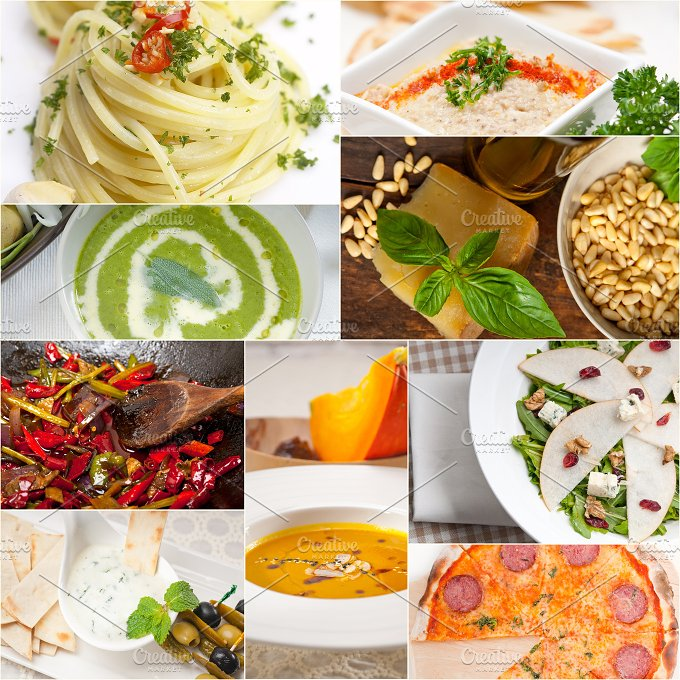 tasty and healthy food collage 11.jpg - Food & Drink