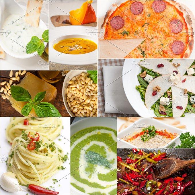 tasty and healthy food collage 15.jpg - Food & Drink