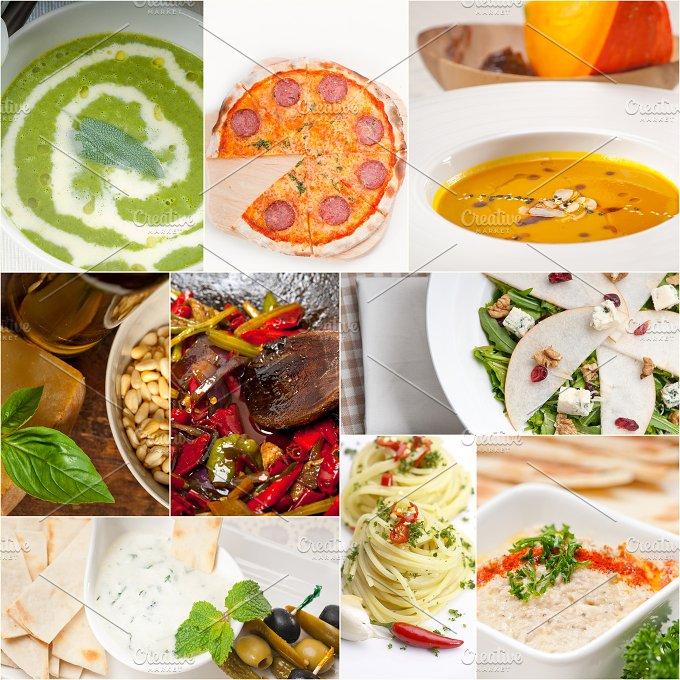tasty and healthy food collage 17.jpg - Food & Drink