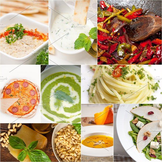 tasty and healthy food collage 19.jpg - Food & Drink
