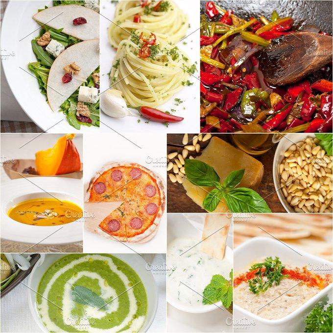 tasty and healthy food collage 20.jpg - Food & Drink