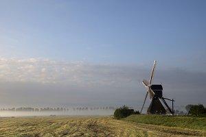 Wingerdse mill near Bleskensgraaf