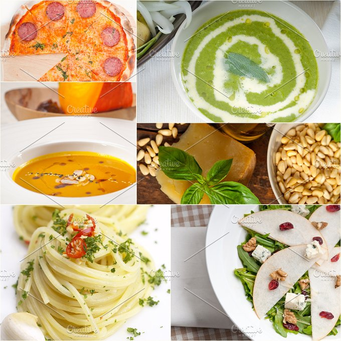tasty and healthy food collage 21.jpg - Food & Drink