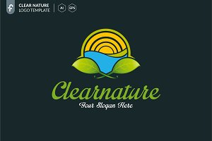 Clear Nature Logo