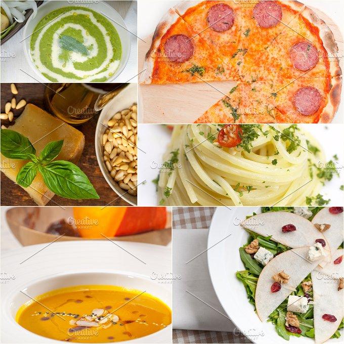 tasty and healthy food collage 22.jpg - Food & Drink