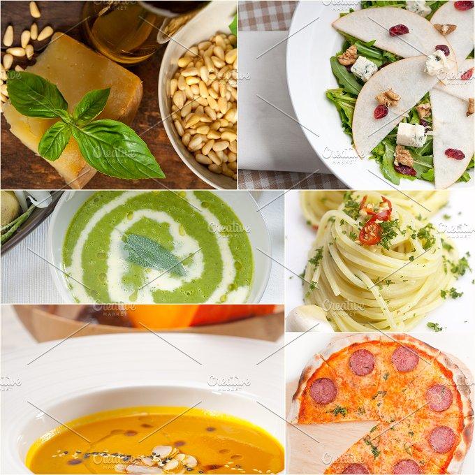 tasty and healthy food collage 23.jpg - Food & Drink