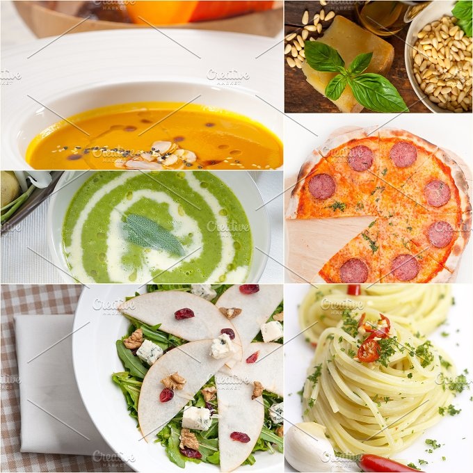 tasty and healthy food collage 24.jpg - Food & Drink