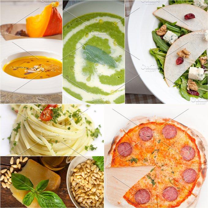 tasty and healthy food collage 27.jpg - Food & Drink