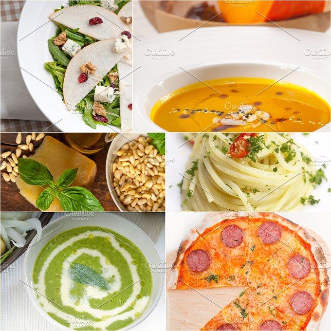 tasty and healthy food collage 28.jpg - Food & Drink
