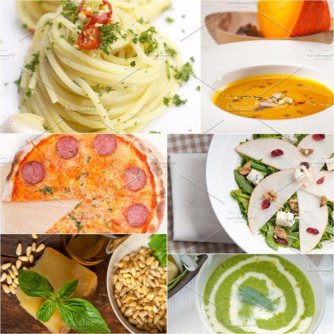 tasty and healthy food collage 29.jpg - Food & Drink