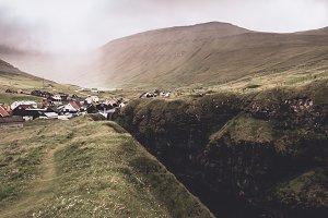 The Faroe Islands in Autumn