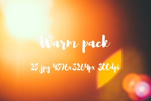 warm pack