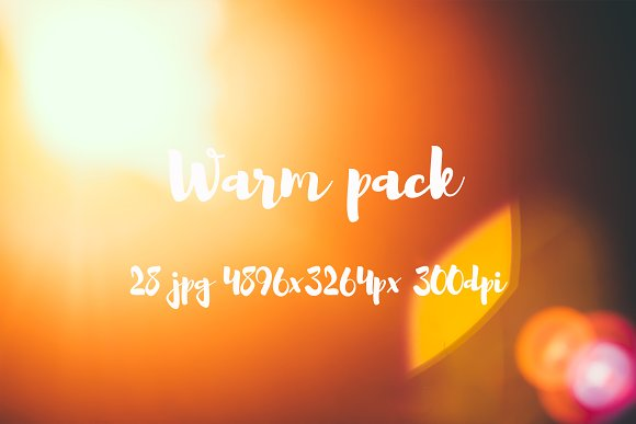 Warm Pack