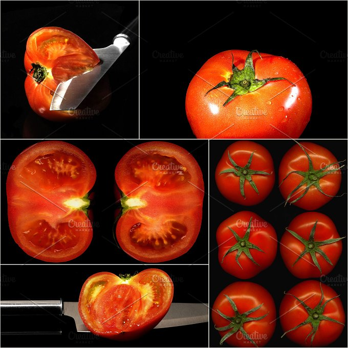 tomato collage 6.jpg - Food & Drink
