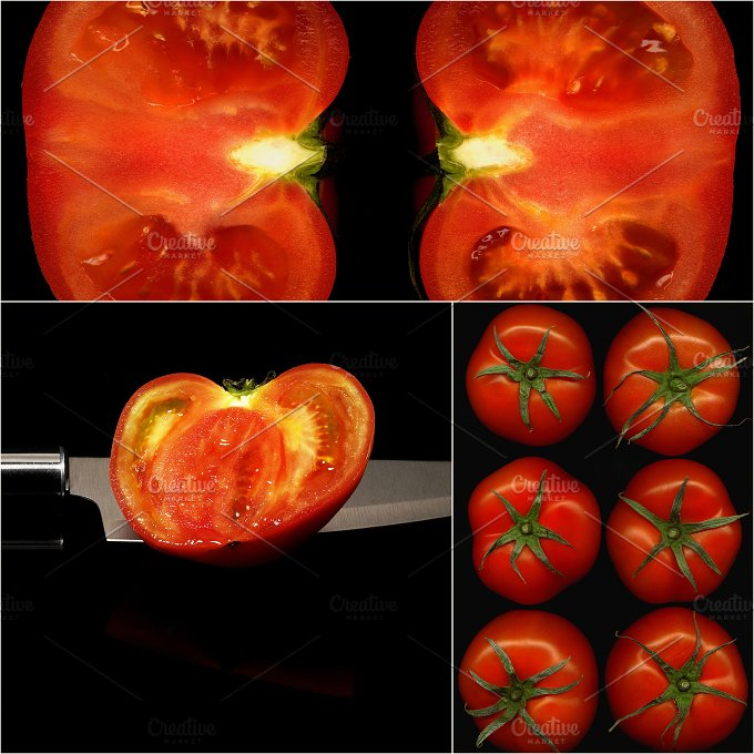 tomato collage 9.jpg - Food & Drink