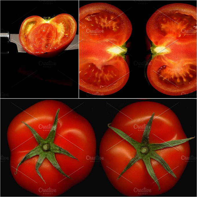 tomato collage 10.jpg - Food & Drink