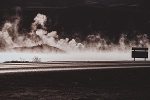 Steam Road