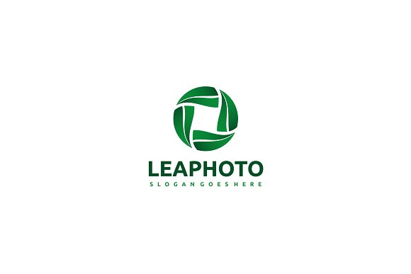 Leaf Photo Logo
