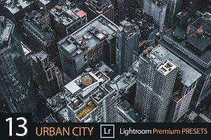 Urban City Urbanika Set 01