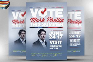 Political Flyer Template V2