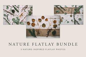 Nature Flatlay Bundle