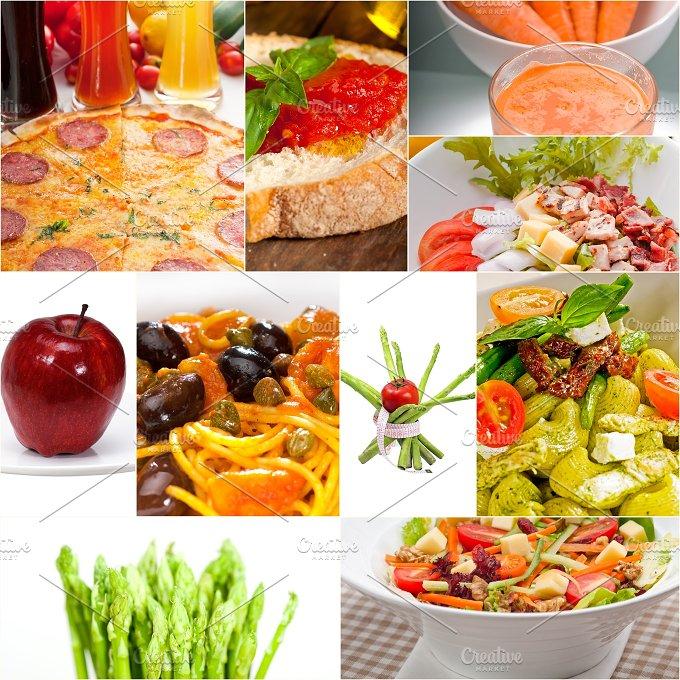 vegetarian food collage 10.jpg - Food & Drink