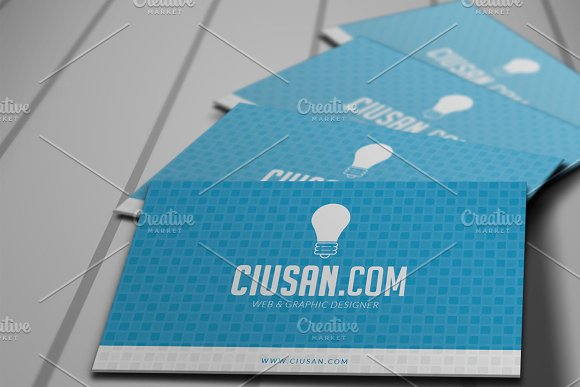 Corporate Business Card Vol 03