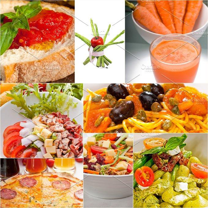 vegetarian food collage 18.jpg - Food & Drink