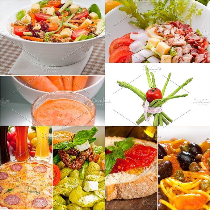 vegetarian food collage 19.jpg - Food & Drink