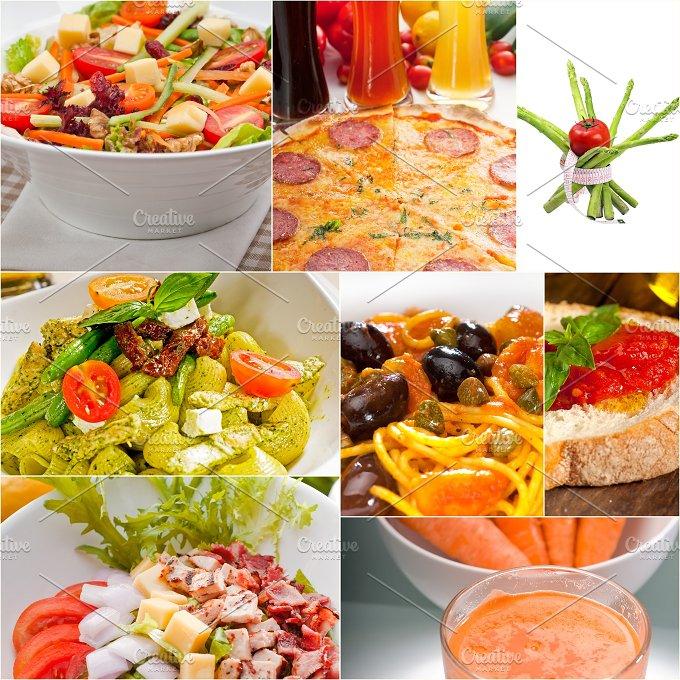 vegetarian food collage 23.jpg - Food & Drink