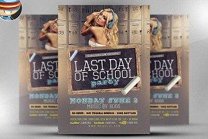 Last Class Bash – School's Out Party