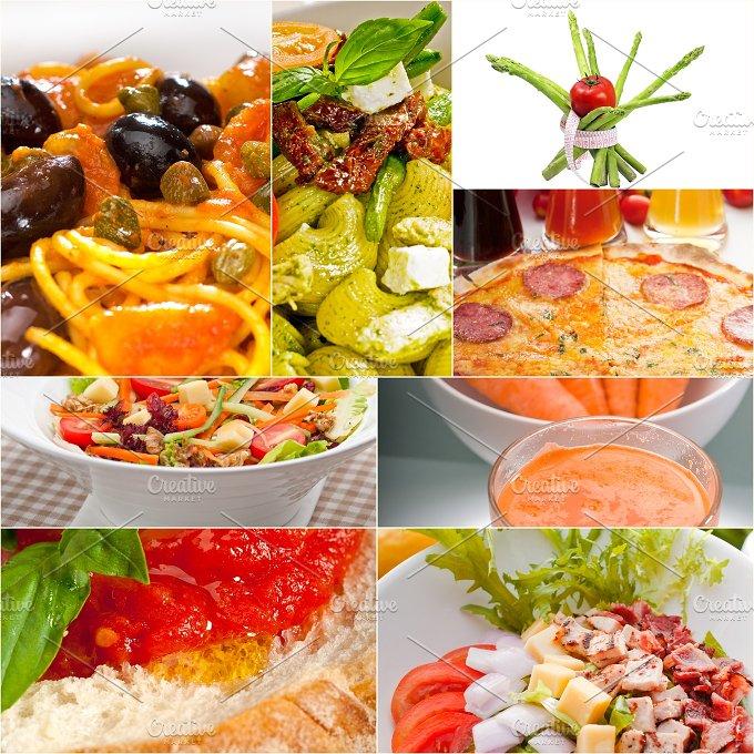 vegetarian food collage 24.jpg - Food & Drink