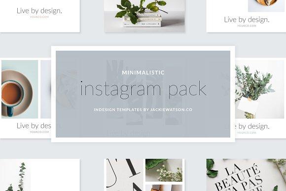 Modern Minimal Instagram Bundle
