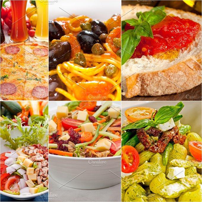 vegetarian food collage 31.jpg - Food & Drink