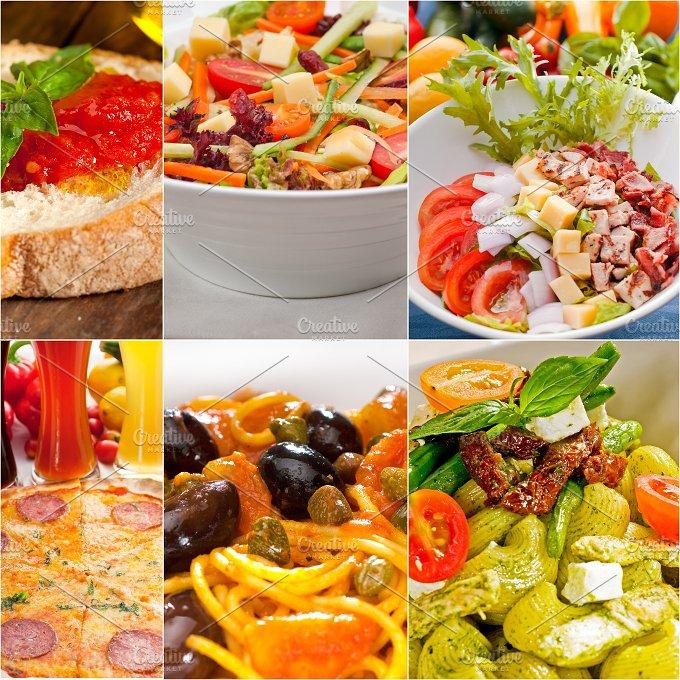 vegetarian food collage 32.jpg - Food & Drink