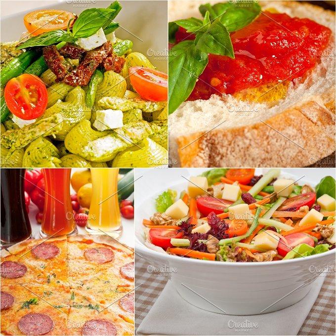vegetarian food collage 39.jpg - Food & Drink