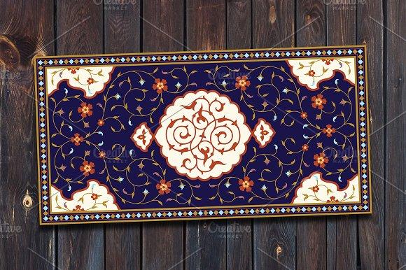 Arabic Design Element