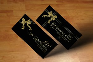 Stylish Gift Voucher Template