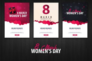 8 March. Women's Day