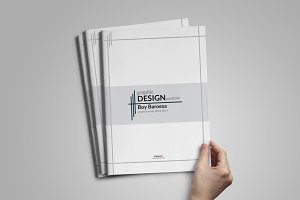 Product Catalog Design/Portfolio