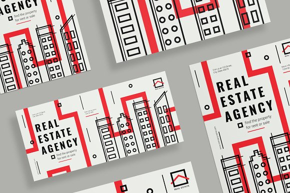Flyers Real Estate Agency