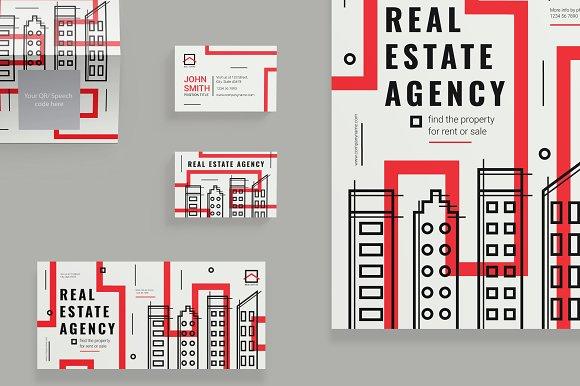 Print Pack Real Estate Agency