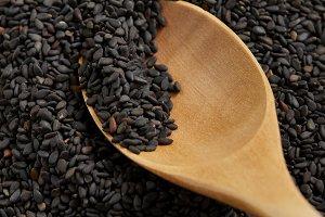 Black sesame seed food agriculture