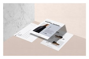 Set of Promo Cards • Éva