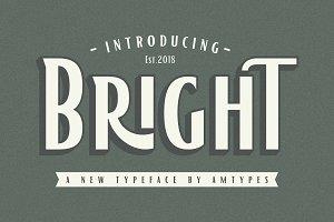 Bright Font