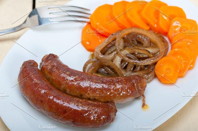 beef sausages 002.jpg - Food & Drink