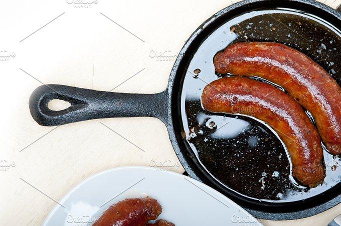 beef sausages 011.jpg - Food & Drink