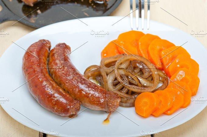 beef sausages 021.jpg - Food & Drink